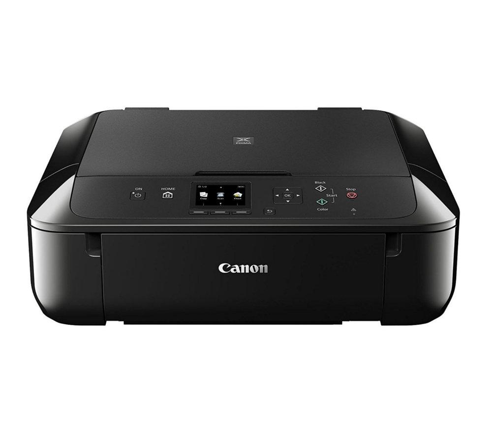 Canon Pixma MG5750 test